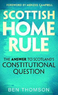 Cover Scottish Home Rule