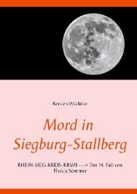 Cover Mord in Siegburg-Stallberg