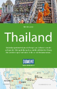 Cover DuMont Reise-Handbuch Reiseführer Thailand
