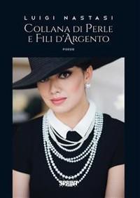 Cover Collana di perle e fili d'argento