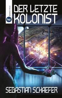 Cover Der letzte Kolonist
