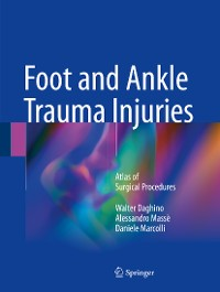 Cover Foot and Ankle Trauma Injuries