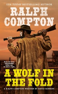 Cover Ralph Compton A Wolf in the Fold