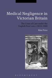 Cover Medical Negligence in Victorian Britain