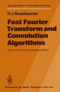 Cover Fast Fourier Transform and Convolution Algorithms