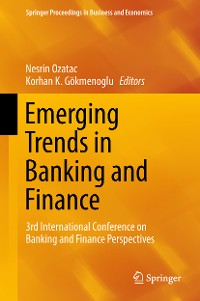 Cover Emerging Trends in Banking and Finance