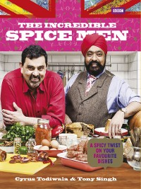 Cover The Incredible Spice Men