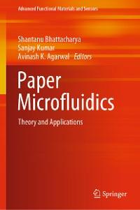 Cover Paper Microfluidics