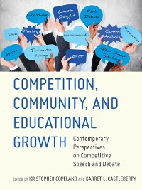 Cover Competition, Community, and Educational Growth