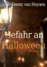 Cover Gefahr an Halloween