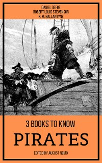 Cover 3 books to know Pirates