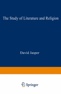Cover Study of Literature and Religion
