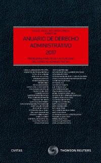 Cover Anuario de Derecho Administrativo 2017