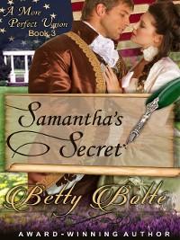 Cover Samantha's Secret
