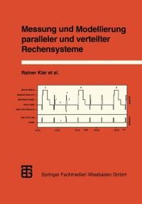 Cover Messung und Modellierung paralleler und verteilter Rechensysteme