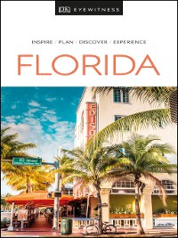 Cover DK Eyewitness Travel Guide Florida