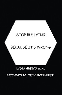 Cover Stop Bullying Because It's Wrong