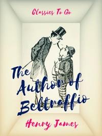 Cover Author of Beltraffio