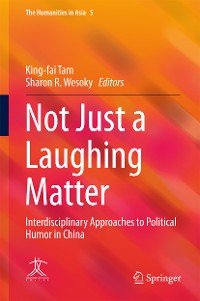 Cover Not Just a Laughing Matter