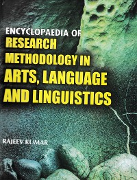 Cover Encyclopaedia of Research Methodology in Arts, Language and Linguistics