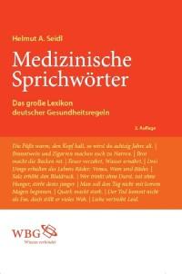 Cover Medizinische Sprichwörter
