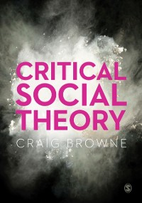 Cover Critical Social Theory