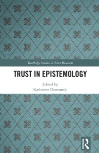 Cover Trust in Epistemology