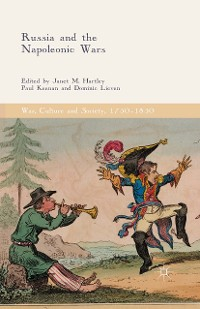 Cover Russia and the Napoleonic Wars
