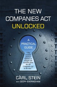 Cover New Companies Act Unlocked