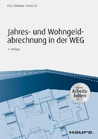 Cover Jahres- und Wohngeldabrechnung in der WEG