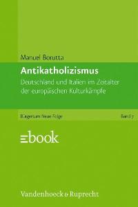 Cover Antikatholizismus