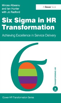 Cover Six Sigma in HR Transformation
