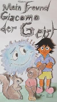 Cover Mein Freund Giacomo, der Geist