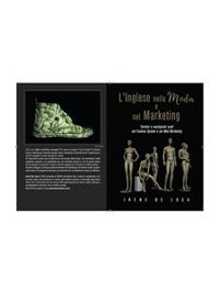 Cover L'Inglese nella Moda e nel  Marketing