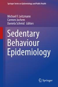 Cover Sedentary Behaviour Epidemiology