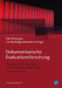 Cover Dokumentarische Evaluationsforschung