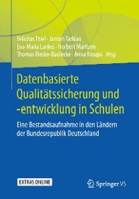Cover Datenbasierte Qualitätssicherung und -entwicklung in Schulen