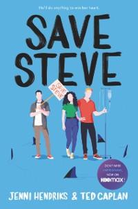 Cover Save Steve