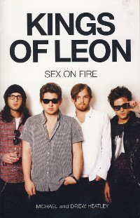 Cover The Kings of Leon: Sex on Fire (New Edition)