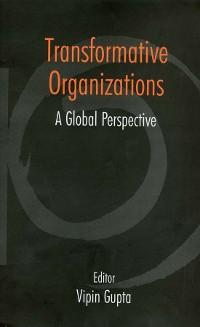 Cover Transformative Organizations