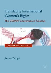Cover Translating International Women's Rights