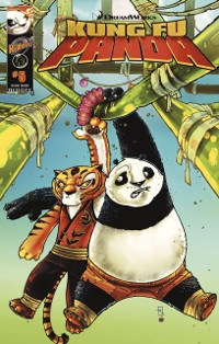 Cover Kung Fu Panda Vol.1 Issue 5 (with panel zoom)