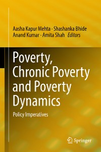 Cover Poverty, Chronic Poverty and Poverty Dynamics