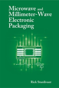 Cover Microwave and Millimeter-Wave Electronic Packaging