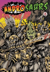 Cover Androsaurs