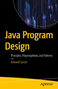 Cover Java Program Design