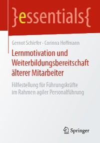 Cover Lernmotivation und Weiterbildungsbereitschaft älterer Mitarbeiter