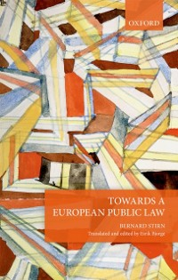 Cover Towards a European Public Law