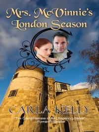Cover Mrs. McVinnie's London Season