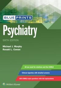 Cover Blueprints Psychiatry